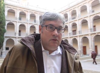 Entrevista / Juan Manuel de Prada en Alcalá: «No corren buenos tiempos para las Humanidades»