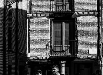 La calle Nueva / Alcalá, Patrimonio de la Humanidad: fotos con alma