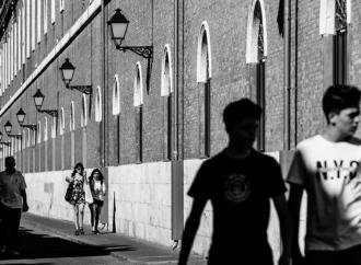 Calle San Diego / Alcalá, Patrimonio de la Humanidad: fotos con alma
