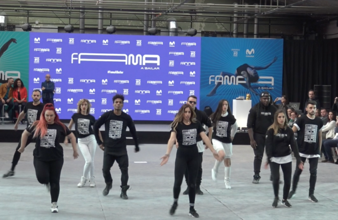Fama a bailar se muda a la fábrica Roca de Alcalá de Henares