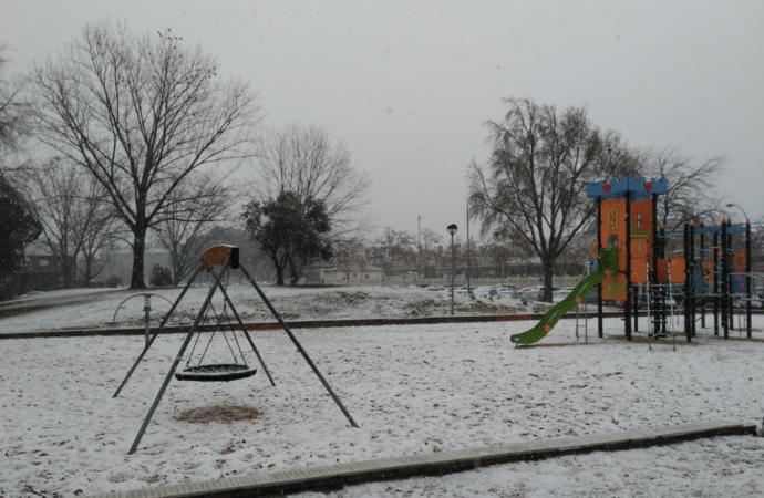 ¿Lluvia y nieve en Alcalá en los próximos días?