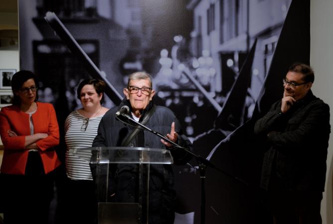 Muere Baldomero Perdigón Puebla, cronista gráfico del último medio siglo de Alcalá de Henares