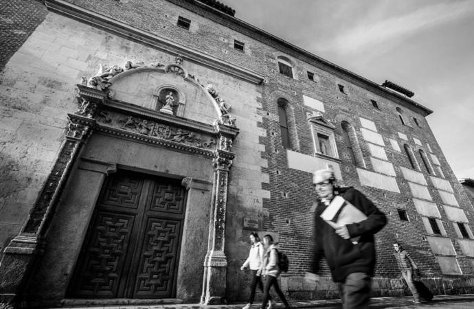 Alcalá desde casa. El Convento de la Calle Imagen: Santa Teresa de Jesús, la hermana de Cervantes…