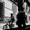 Callejón de Santa María / Alcalá, Patrimonio de la Humanidad: fotos con alma