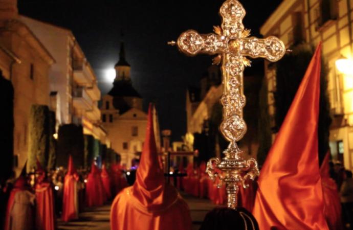 Programa Semana Santa 2021 en Alcalá: sin procesiones pero con Vía Crucis, conciertos, actos litúrgicos…
