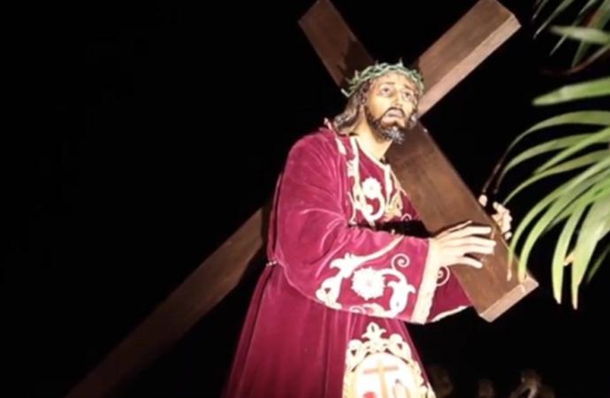 Semana Santa Alcalá. Martes Santo: Vía Crucis y Procesión para los mayores de la Residencia