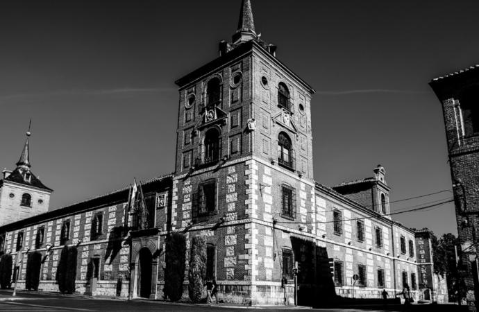 Colegio de Málaga / Alcalá, Patrimonio de la Humanidad: fotos con alma