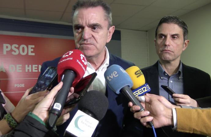 Franco pide a Ayuso celeridad en los Presupuestos tras la cumbre socialista del Este celebrada en Alcalá