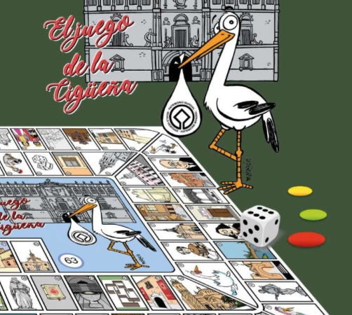 El juego de la cigüeña de Malagón vuelve a Alcalá este domingo