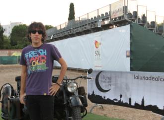 Música: Lucas Colman graba dos acústicos en Alcalá