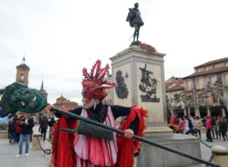 Las «musas» enamoran al público de Alcalá en el Día Mundial del Teatro