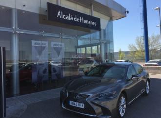 Diseño y vanguardia: Lexus Alcalá moderniza sus instalaciones
