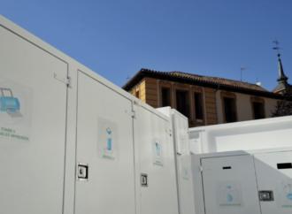 Alcalá cuenta con cinco puntos limpios móviles