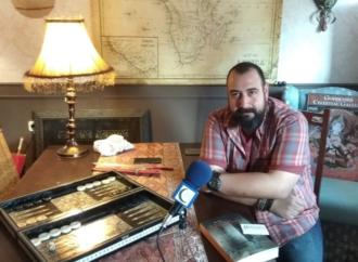 «El viaje de un egiptólogo ingenuo»: peripecias de un alcalaíno en Egipto