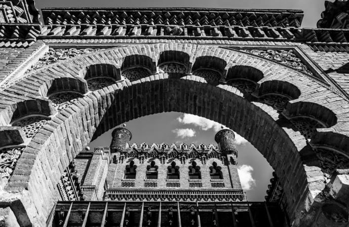 Palacio de Laredo / Alcalá, Patrimonio de la Humanidad: fotos con alma