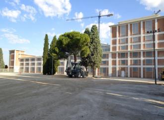 Un aparcamiento de 160 plazas junto a la antigua Gal para 'descongestionar' el Centro