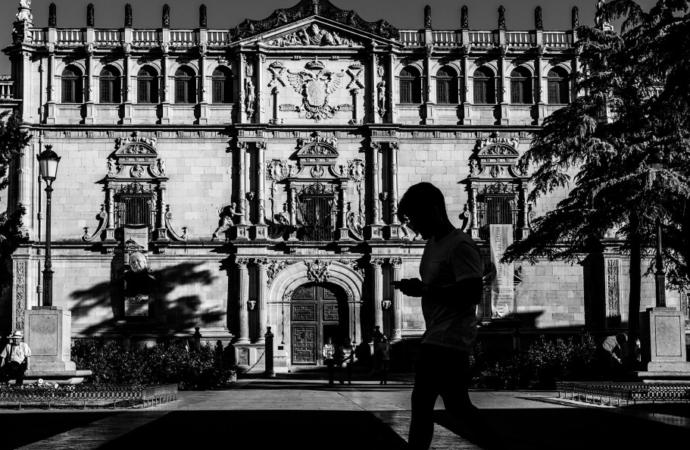 Plaza de San Diego / Alcalá, Patrimonio de la Humanidad: fotos con alma