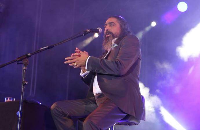 Comandante Lara y Diego «El Cigala», en concierto en Alcalá este 29 y 30 de agosto