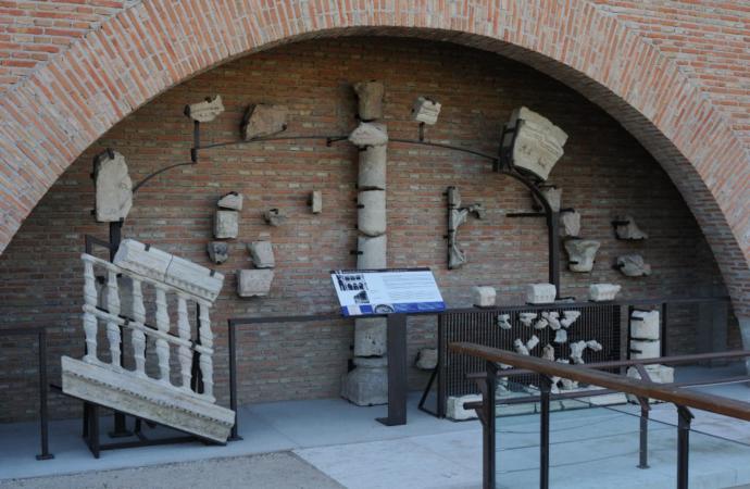 Abren el Centro de Interpretación Alcalá Medieval y las Murallas-Antiquarium