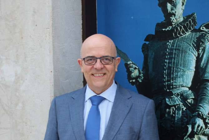 Entrevista / Pedro Soria: «Las perspectivas de turismo de septiembre a fin de año son muy positivas»