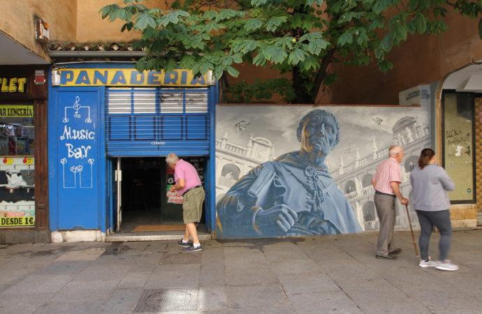 Muere Paul «el holandés», propietario de la «mítica Panadería» de la Calle Mayor en Alcalá de Henares