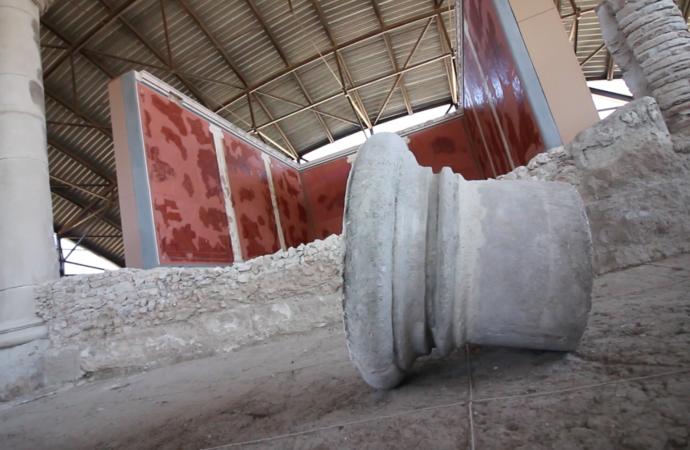 Complutum, la ciudad romana de Alcalá, abrirá en 2022 su centro de interpretación
