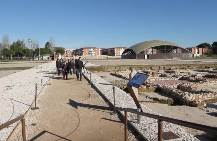 Reabren los centros arqueológicos municipales de Alcalá: Complutum y la Casa de Hippolytus