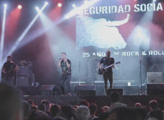 Ferias 2018: «Seguridad Social», mucho más que «Chiquilla», «Quiero tener tu presencia», «Acuarela»…