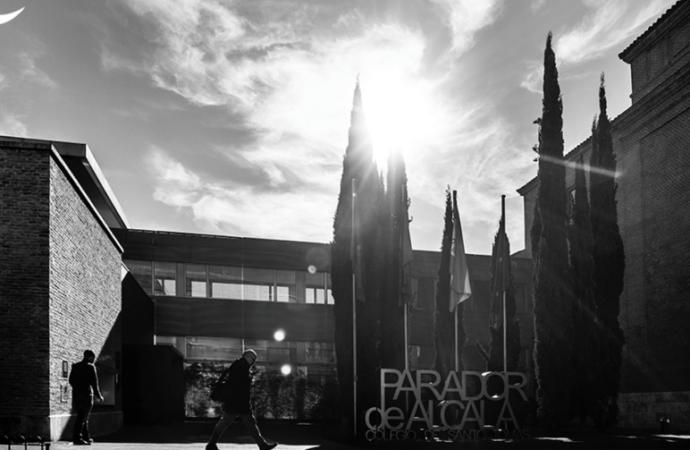 Alcalá desde casa. El Parador de Turismo: antiguo colegio, cárcel, ilustres como Lope de Vega…