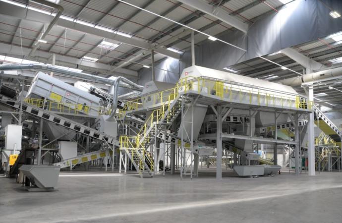 Así será la planta de residuos en Loeches que sustituirá al vertedero de Alcalá de Henares