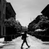 Calle Cerrajeros / Alcalá, Patrimonio de la Humanidad: fotos con alma