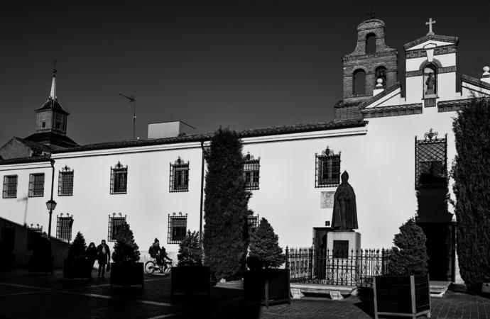Alcalá desde casa. El Convento de las Clarisas: almendras garrapiñadas, San Diego y mucho más