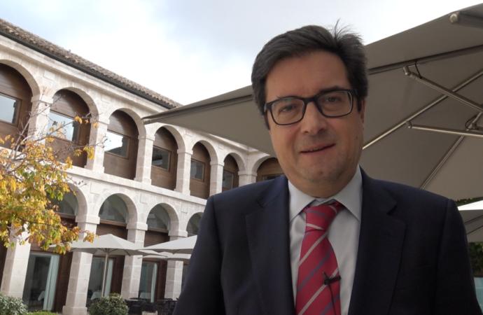 Óscar López: «El Parador ha ayudado a Alcalá a situarse en el mapa internacional»