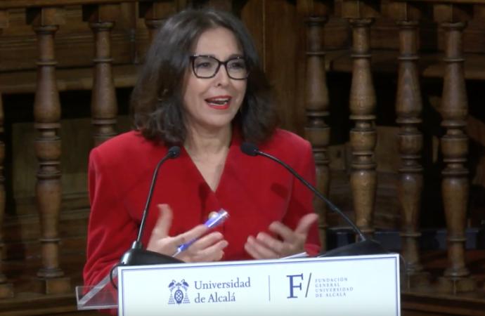 Isabel Gemio presentará en Alcalá de Henares la ceremonia de entrega de los Premios Cygnus