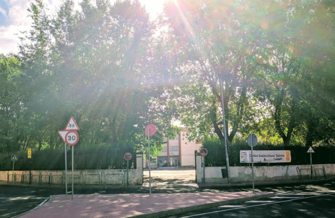 El colegio Zulema ya es un centro sociocultural para el barrio de Nueva Alcalá