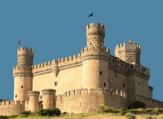De ruta por un castillo a la orilla del embalse de Santillana: el Castillo de Manzanares el Real