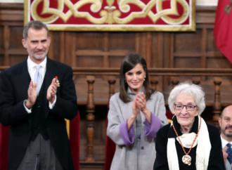 Ida Vitale, Premio Cervantes, vuelve al Paraninfo de la Universidad de Alcalá  este martes 19 de octubre
