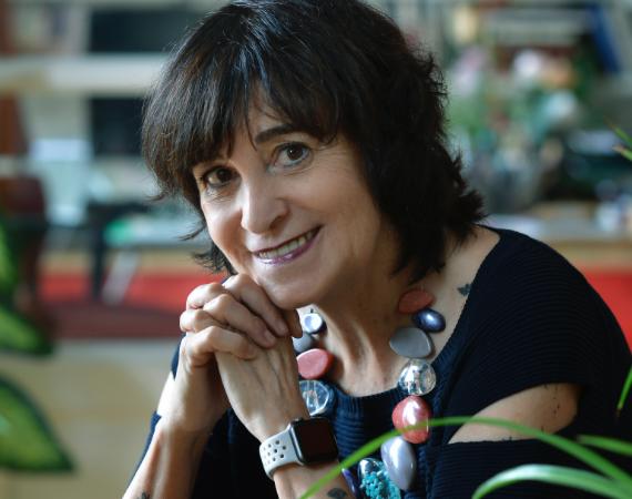Rosa Montero recoge el Premio Ciudad de Alcalá de las Artes y las Letras 2019