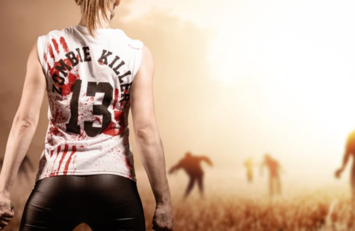 Videojuegos: aprender geografía matando zombis