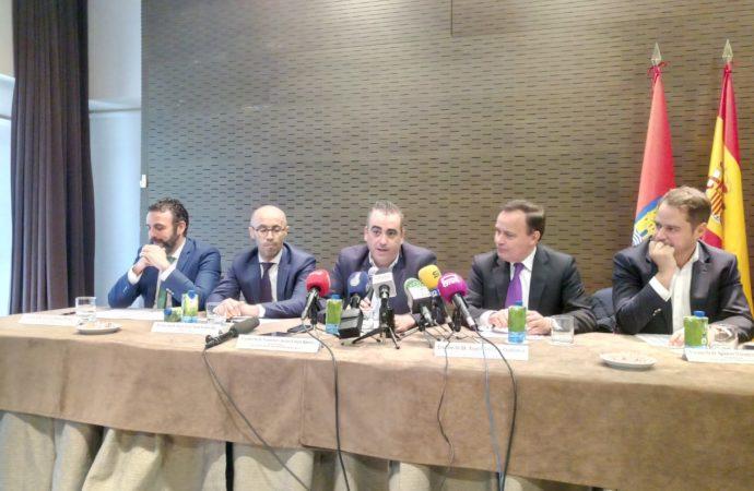 Los municipios del Corredor del Henares presentan un proyecto de reindustrialización ante la UE