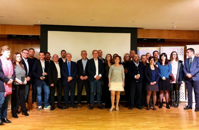 El alcalde de Guadalajara reconoce la importante labor desarrollada por la prensa local
