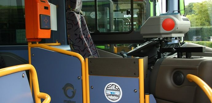 Las líneas de autobús 283 y 822 llegarán al Polideportivo Municipal de San Fernando