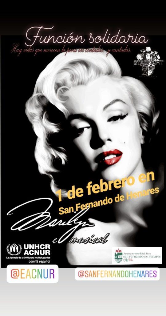 Musical Marilyn San Fernando Acnur