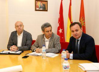 Coslada acogió una nueva reunión de la Comisión de Seguimiento del Pacto por la Cañada Real