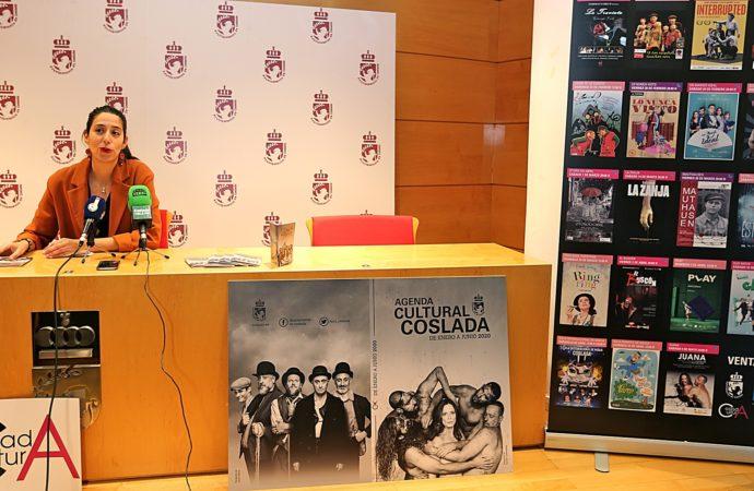 El espectador será el protagonista en la nueva programación cultural de primavera en Coslada