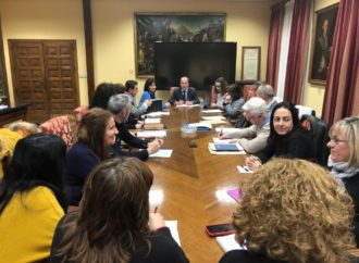 El ayuntamiento de Guadalajara pondrá en marcha un servicio de acompañamiento a mujeres maltratadas