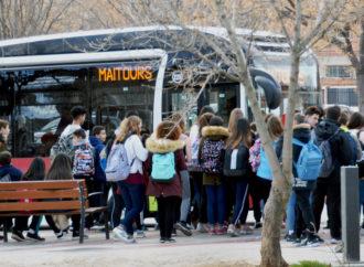 Crece en 30.000 el número de usuarios de los buses urbanos en Azuqueca de Henares