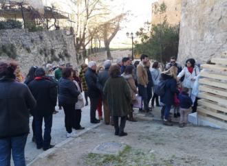 Brihuega inaugura su nuevo espacio del Castillo de la Piedra Bermeja