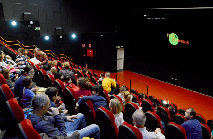 Azuqueca: Casi 25.000 personas acudieron en 2019 al cine que programa el ayuntamiento