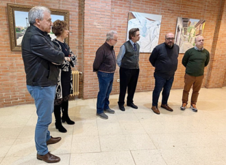 «Lugares de España», paisajes ibéricos sin salir de Coslada en el Margarita Nelken